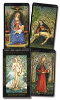 Golden Botticelli Tarot