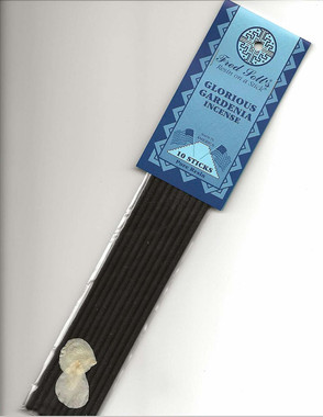 Fred Soll's Glorious Gardenia Resin on a Stick Incense (10 Sticks)