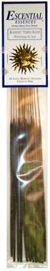 Escential Essences Incense: Buddhist Temple