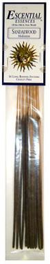 Escential Essences Incense: Sandalwood