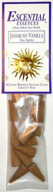 Escential Essences CONES: Jamaican Vanilla