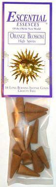 Escential Essences CONES: Orange Blossom