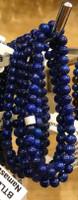 1 Lapis Lazuli Stretch Bead Bracelet