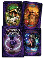 Witches Wisdom Oracle Deck