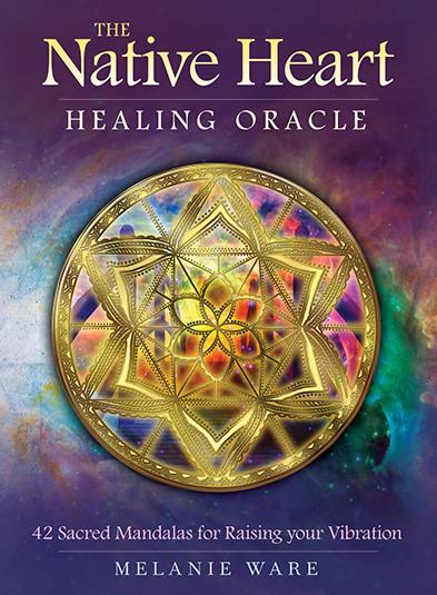 The Native Heart Healing Oracle Deck - Namaste Bookshop