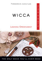 Wicca, Plain & Simple: The Only Book You'll Ever Need