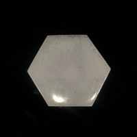 Selenite Crystal Hexagon