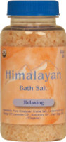 Organic Himalayan Bath Salt - Relaxing
