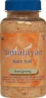 Organic Himalayan Bath Salt - Energizing