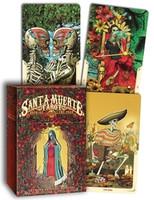Santa Muerte Tarot Deck