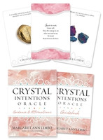 Crystal Intentions Oracle (Boxed Kit)