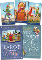 Tarot Made Easy (Boxed Kit)