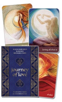 Journey of Love Oracle Cards (Boxed Kit)