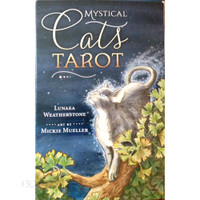 Mystical Cats Tarot (Boxed Kit)