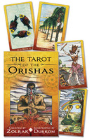 The Tarot of the Orishas (Boxed Kit)
