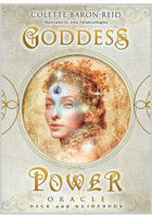 Goddess Power Oracle Deck - Portable Edition