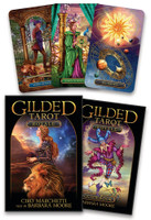 Gilded Tarot Royale Boxed Kit