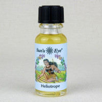 Sun's Eye - Heliotrope Oil