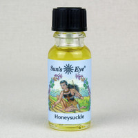 Sun's Eye - Honeysuckle Oil