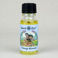 Sun's Eye - Orange Blossom Oil