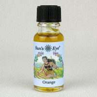 Sun's Eye - Orange Oil