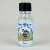 Sun's Eye - Rose Oil