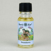 Sun's Eye - Strawberry Oil