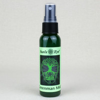 Sun's Eye - Greenman Mist