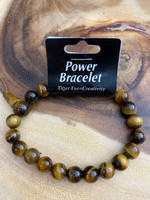Power Bracelet Tigers Eye