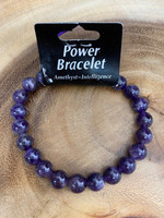 Power Bracelet - Amethyst - Intelligence