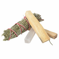 Peace, Harmony, and Clarity Smudge Kit