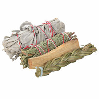 Sacred Medicine Smudge Kit