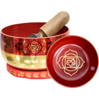 Chakra Singing Bowl - Root