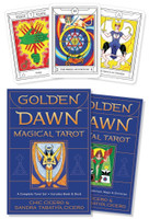 Golden Dawn Magical Tarot Boxed Kit