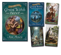 The Green Witch Tarot Boxed Kit
