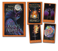 The Raven's Prophecy Tarot Boxed Kit
