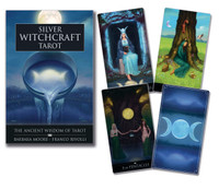 Silver Witchcraft Tarot Boxed Kit
