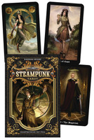 The Steampunk Tarot Boxed Kit