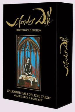 Salvador Dali Deluxe Tarot  Deck