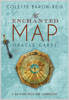 The Enchanted Map Oracle Card