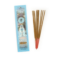Throat Chakra Ajna  Incense Sticks - Concentration and Intuition