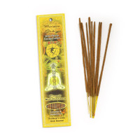 Solar Plexus Chakra Manipura Incense Sticks  - Power and Self-confidence