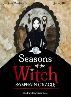 Seasons Of The Witch Samhain Oracle