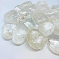 Clear Quartz Tumbled