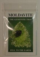 Moldavite Gemstone