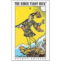 The Rider Tarot Deck Pocket Edition