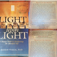 Light Upon Light by Dr. Andrew Vidich
