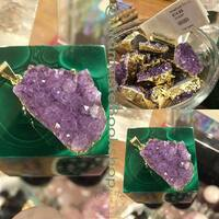 Amethyst Pendant