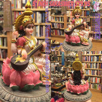 5 Inch Saraswati Statue