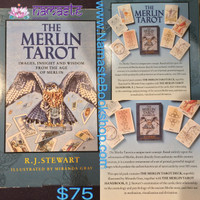 The Merlin Tarot